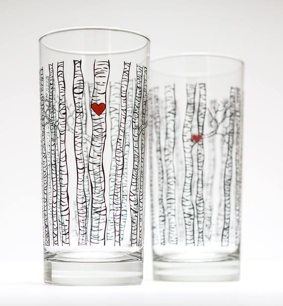 Seahorse Water Glasses Set of 2 Everyday Glasses
