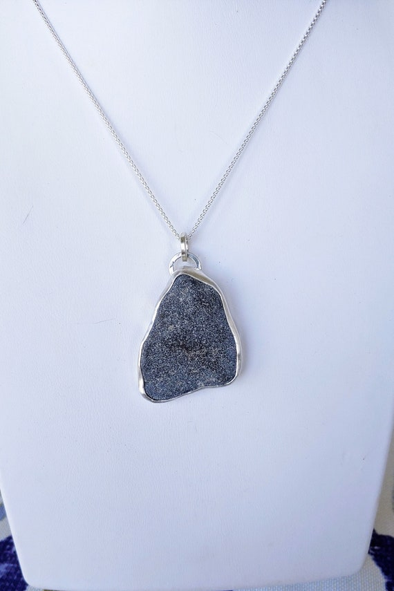 river ROCKS pendant.  All naturally shaped and smoothed by The St. Lawrence River