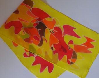 Scribble Scarflette - Autumn