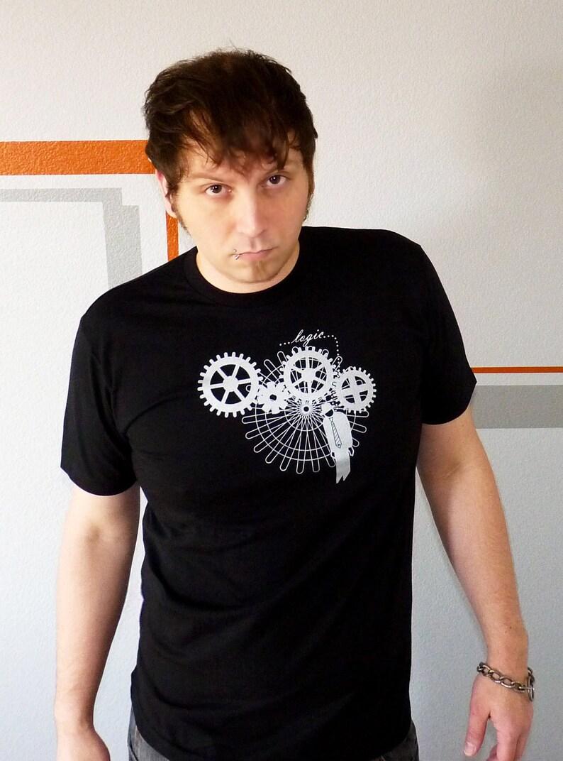 Camisa Ingeniero SteamPunk, algodón. Camisas Trajes hombre