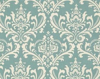 Ozborne Village Blue/Natural Home Decor Premier Prints Cotton Fabric by the Yard
