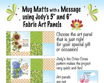 Mug Matt Pattern - Downloadable