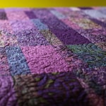 Custom Listing for K - Queen Size Quilt and Two Standard Pillow Shams - Final Payment