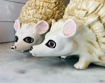 Pair of Italian Pottery Planters Hand-built