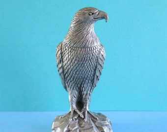 Little Vintage Cuter Pewter Eagle