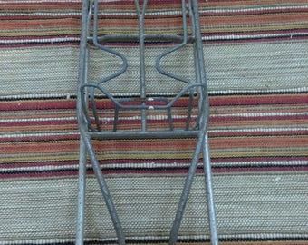 Pletscher Bike Rack, Vintage luggage rack, vintage mouse trap bike rack, Vintage springer bike luggage rack