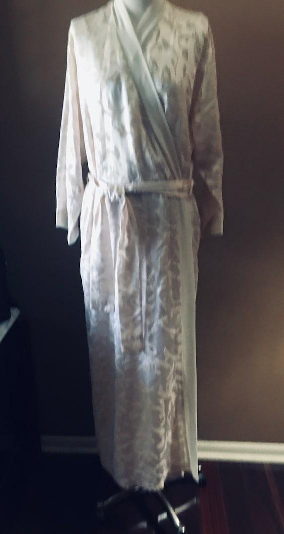 Natori Peignoir, Bridal Sleepwear, Trousseau size… - image 7