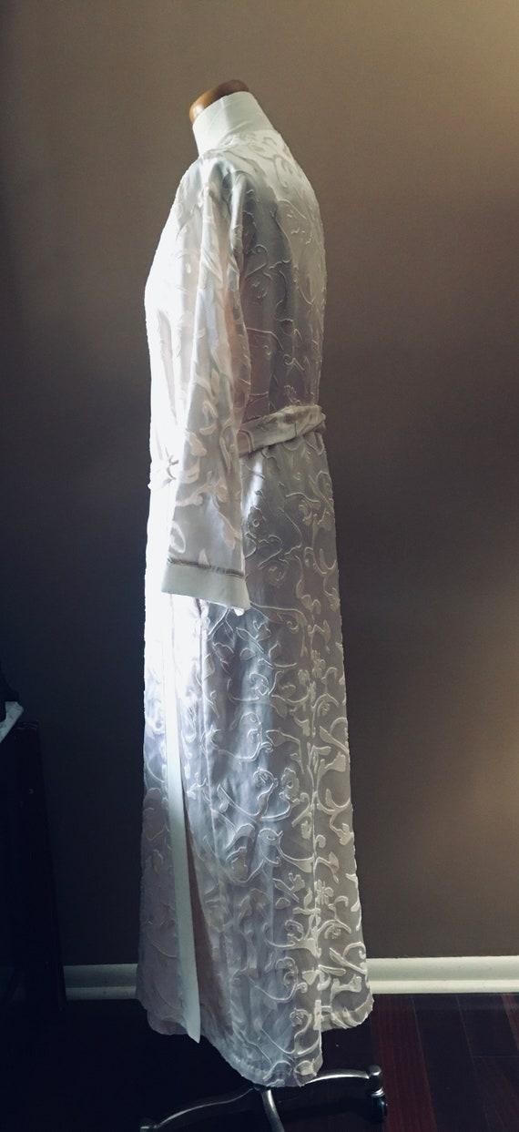 Natori Peignoir, Bridal Sleepwear, Trousseau size… - image 10