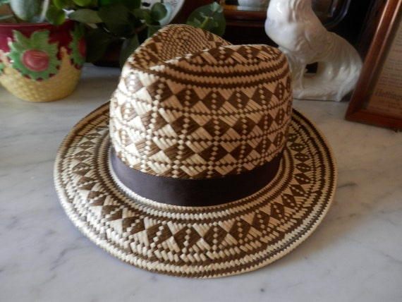 Unisex Woven Paper Betmar Hats of New York