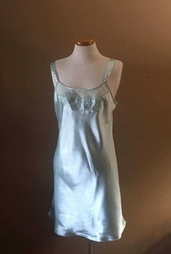 Vintage Morgan Taylor Dress, Chamise, Sleepwear,Li