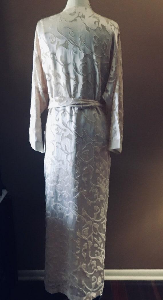 Natori Peignoir, Bridal Sleepwear, Trousseau size… - image 9