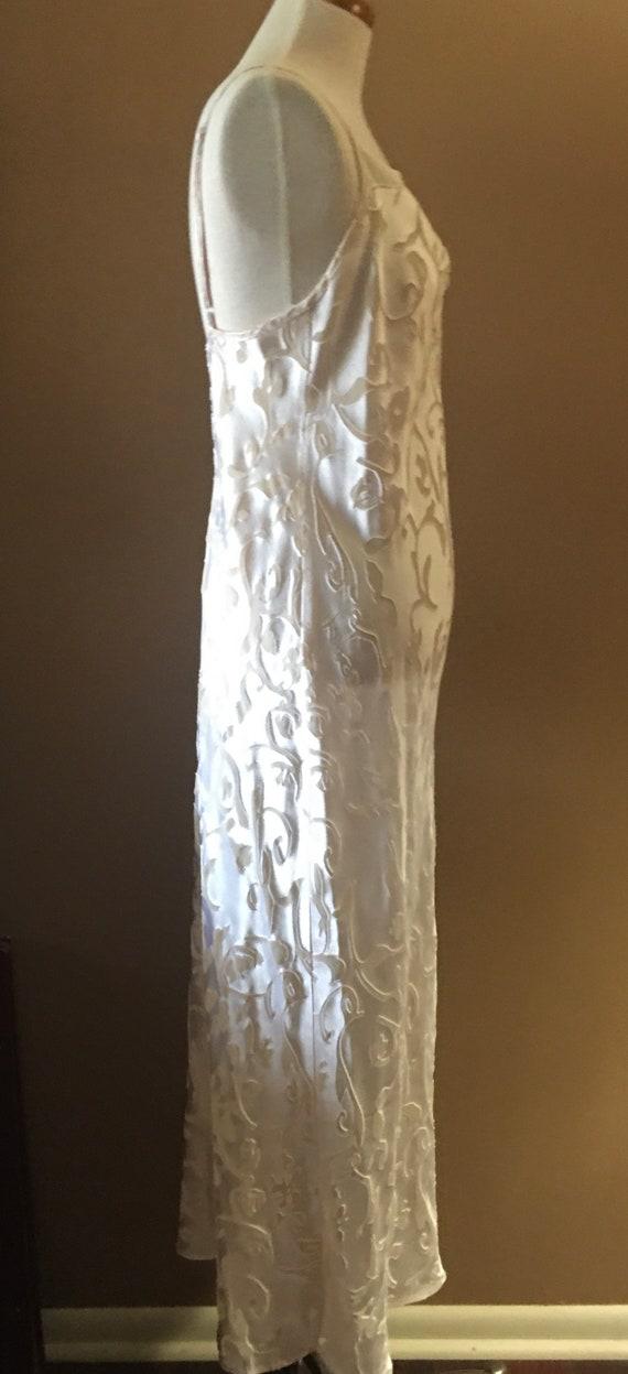 Natori Peignoir, Bridal Sleepwear, Trousseau size… - image 4