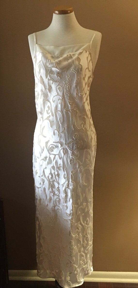 Natori Peignoir, Bridal Sleepwear, Trousseau size… - image 3