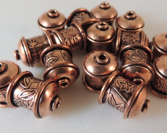 5 Pairs of 100% Copper Viking Knit End Caps
