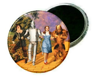 Magnet - Wizard of Oz Group Image