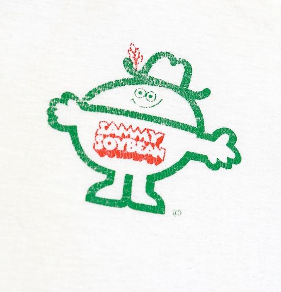 Sammy Soybean Vintage Graphic Tee