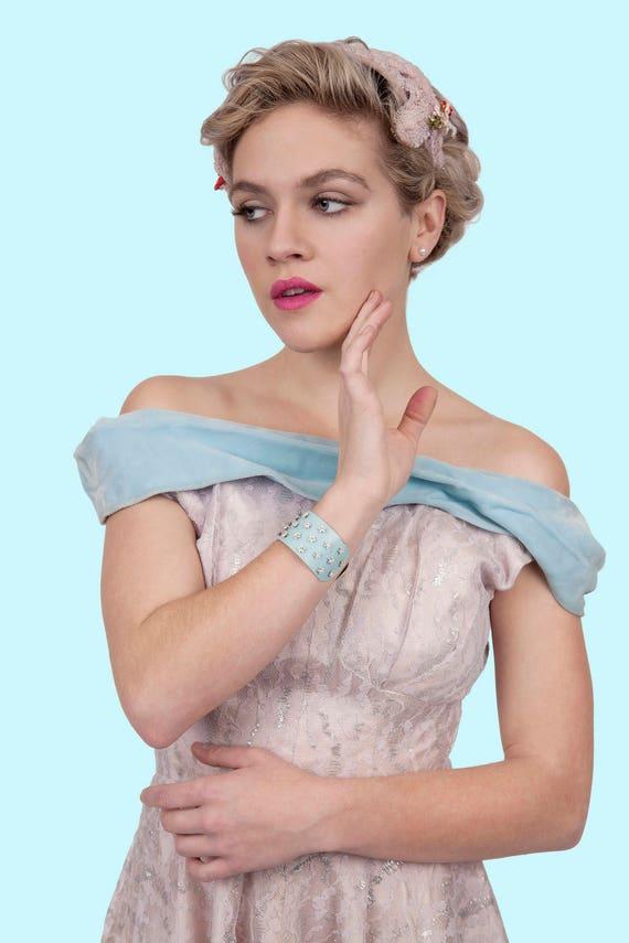 Lilac 1950's Gala Dress
