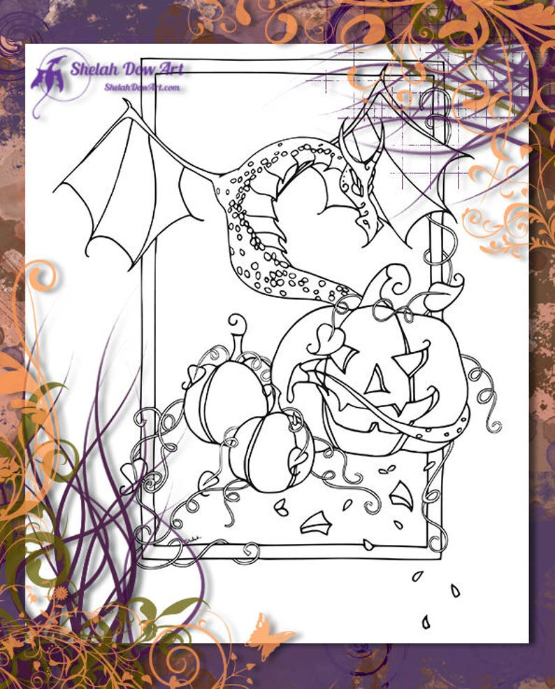 new full size halloween coloring pages  sket coloring