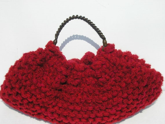 Quick Knitting Patterns For Purses Handbag Knitting Patterns Etsy