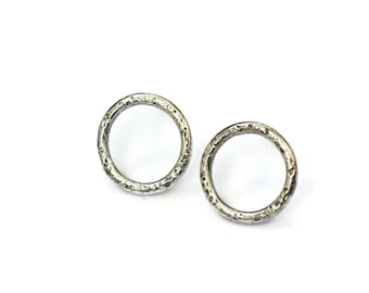 Round About Circle Studs