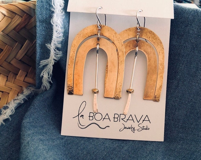 Featured listing image: Acro Irie Earrings