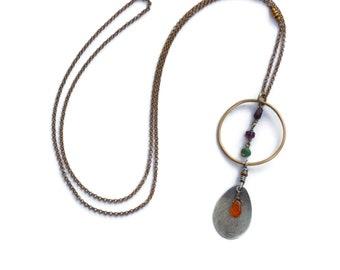 Gypsy Traveler Necklace