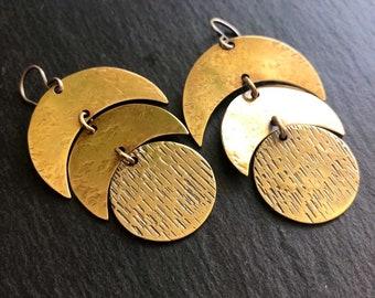 Luna di Luna Earrings