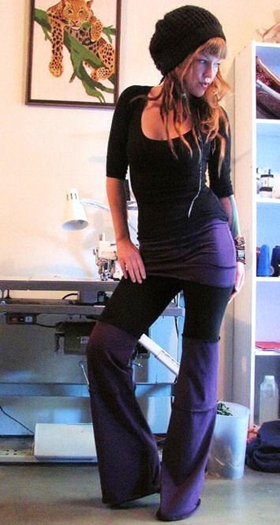 Herban Devi Women Yoga Pant custom clothing organic yoga  f86df0d9f0b1a
