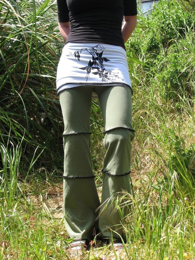 Herban Devi Women Yoga Pant custom clothing organic yoga image 0