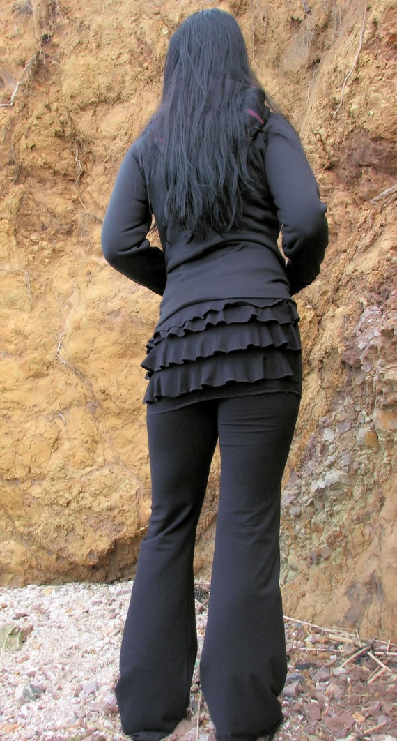 Herban Devi Women Yoga Pant, Custom Clothing, Organic Yoga Pants Petite And Plus Sizes by Etsy