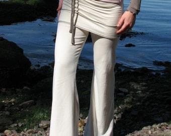 Herban Devi Women Yoga Pant, custom clothing, organic yoga pants petite and plus sizes