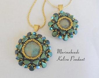 TUTORIAL Kalira pendant