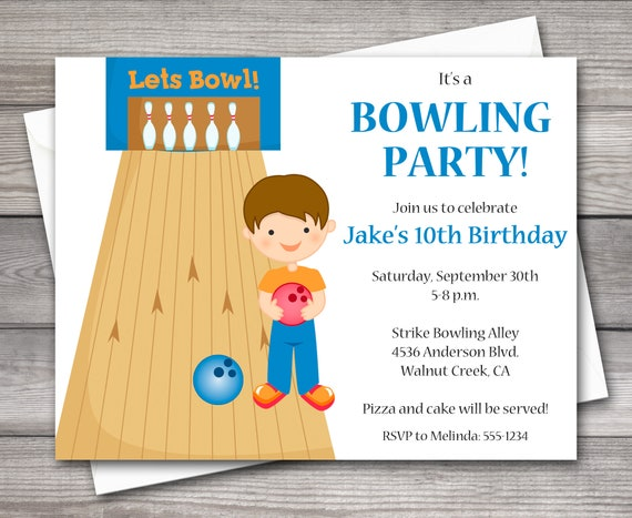graphic about Printable Bowling Party Invitations named PRINTABLE Bowling Invitation, Bowling Celebration Invitation, Bowling Birthday Invitation, Boys Bowling Social gathering, Arcade Invitation, Arcade Get together