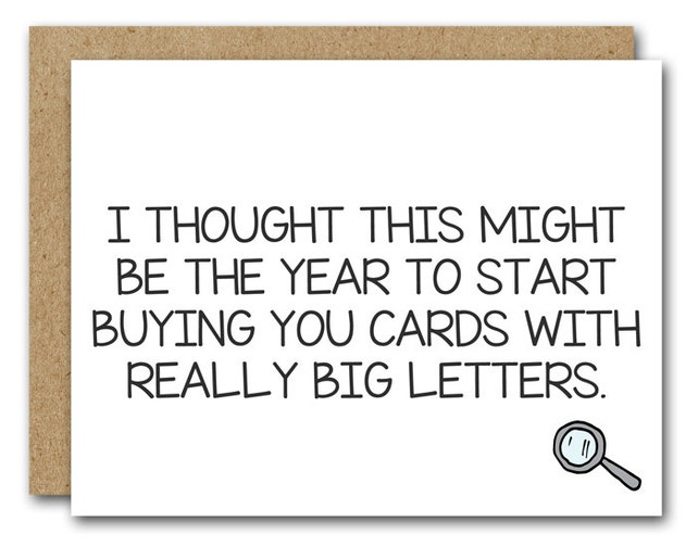 PRINTABLE Funny Birthday Card INSTANT DOWNLOAD Friend Coworker
