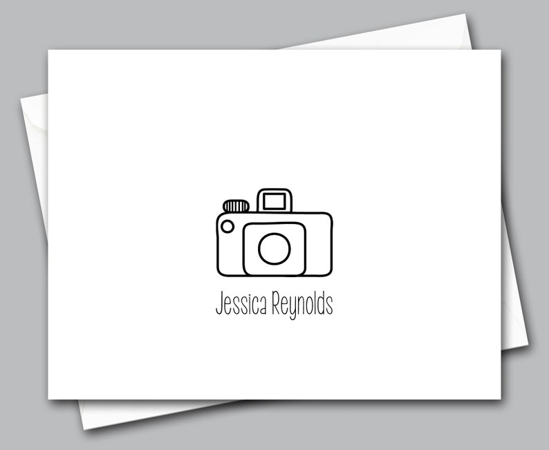 image about Camera Printable referred to as PRINTABLE Digicam Notice Playing cards, Digital camera Playing cards, Digicam Stationery, Digital camera Stationary, Images, Custom-made Notice Playing cards