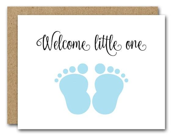Printable New Baby Card Congratulations Baby Card Baby Etsy