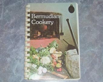 Bermudian Cookery 1974 8th Ed 1989 Junior Service League Community Cookbook