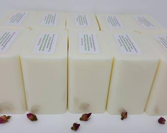10 lb or 18 lb GOATS MILK SOAP Base Melt and Pour Goat Goat's Glycerine 100% All Natural Rspo Sustainable Palm Oil Wholesale Bulk Diy Craft