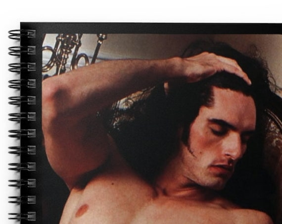 Customer Requested Peter Steele - Spiral Notebook - Ruled Line - Type O Negative - Journal - Halloween