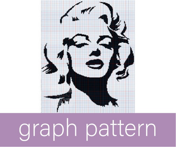 Marilyn Monroe (Medium) Graph Pattern