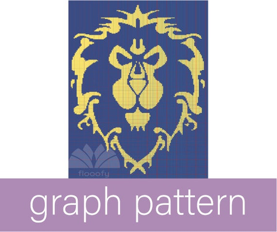 Alliance Emblem (Medium) Graph Pattern