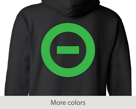 Type O Negative Logo - Pullover Unisex Heavy Blend Hooded Sweatshirt - Peter Steele - Goth - Gothic - Halloween