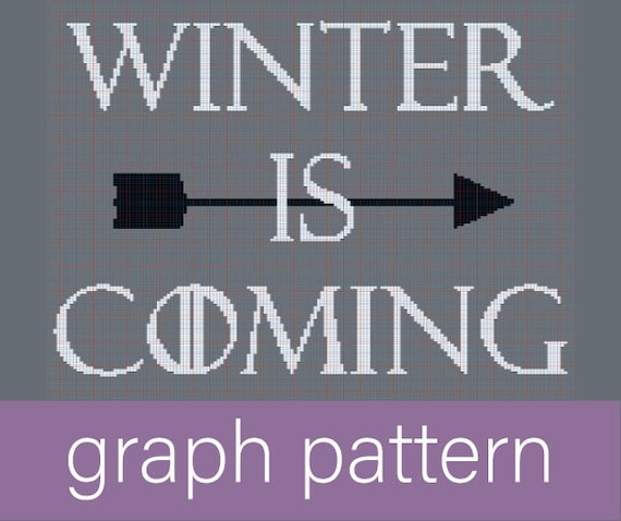 Winter Is Coming (Medium) Graph Pattern