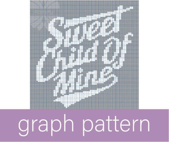 Sweet Child of Mine (Small) Graph Pattern