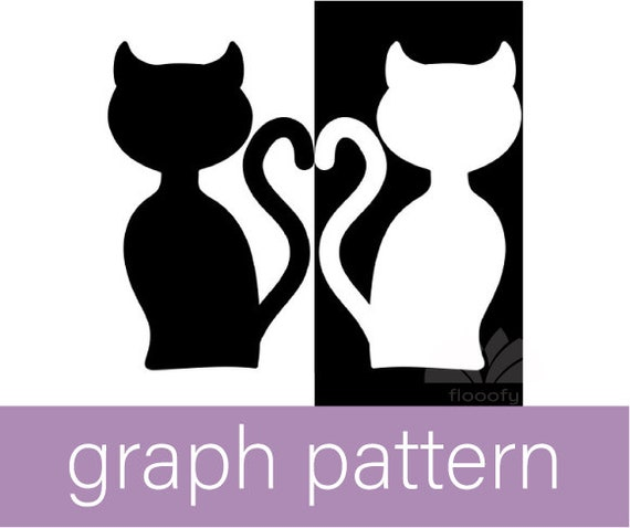 Kitty Love (Medium) Graph Pattern