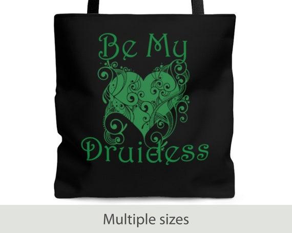 Be My Druidess - Tote Bag (3 Sizes) - Type O Negative