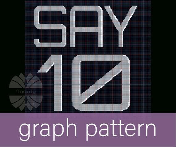 Say10 (Medium) Graph Pattern