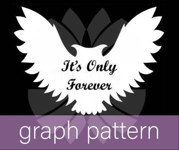 It's Only Forever (Large) Graph Pattern