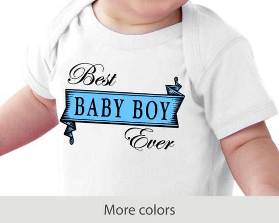 Best Baby Boy Ever // Infant Bodysuit