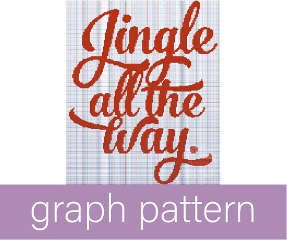 Jingle All The Way (Medium) Graph Pattern